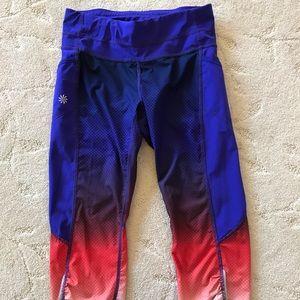 Athleta Capri length tights